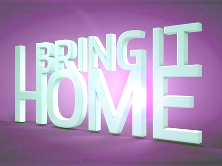 Eclectic Loft: Bring it Home TV